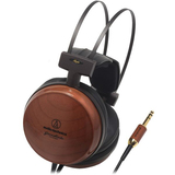 Audio-Technica ATH-W1000X Headphone - Stereo - Black - Phono
