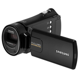 "Samsung HMX-H300 Digital Camcorder - 3"" - Touchscreen LCD - CMOS - Full HD - Black HMX-H300BN/XAA"