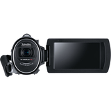"Samsung HMX-H304 Digital Camcorder - 3"" - Touchscreen LCD - CMOS - Full HD - Black HMX-H304BN/XAA"
