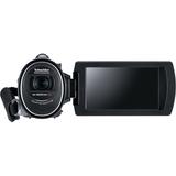 "Samsung HMX-H304 Digital Camcorder - 3"" - Touchscreen LCD - CMOS - Full HD - Black HMX-H304BN/XAA"