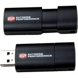 EP Memory EPCLB/32GB-2.0 32 GB Flash Drive - Black