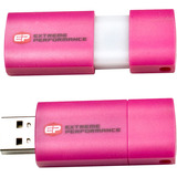 EP Memory EPCLP/8GB-2.0 8 GB Flash Drive - Pink