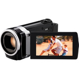 JVC Everio GZ-HM450 Digital Camcorder - 2.7' LCD - Touchscreen - CMOS - Black