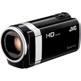 JVC Everio GZ-HM650 Digital Camcorder - 2.7' LCD - Touchscreen - CMOS - Black