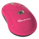 PC Treasures Mighty Mini Mouse - Wired - Pink