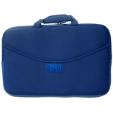 PC Treasures SlipIt! 07628 Carrying Case for 17.3' Notebook - Navy