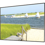 "Draper Clarion Fixed Frame Projection Screen - 165"" - 16:10 - Wall Mount 252197"