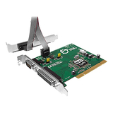 SIIG Cyber JJ-P21012-S7 3-port Universal PCI Serial/Parallel Combo Adapter JJ-P21012-S7