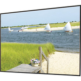 "Draper Clarion Fixed Frame Projection Screen - 123"" - 16:10 - Wall Mount 252195"