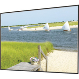 "Draper Clarion Fixed Frame Projection Screen - 109"" - 16:10 - Wall Mount 252194"