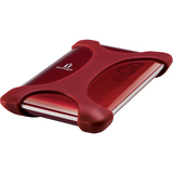 Iomega eGo Portable 35329 1.50 TB External Hard Drive - Ruby Red