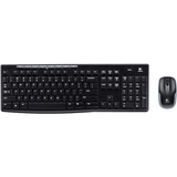 Logitech Wireless Combo MK260 Keyboard & Mouse