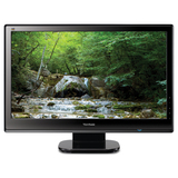 "Viewsonic VX2453mh-LED 24"" LED LCD Monitor - 16:9 - 2 ms VX2453MH-LED"