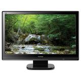 "Viewsonic VX2453mh-LED 24"" LED LCD Monitor - 16:9 - 2 ms VX2453MH-LED"