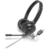 Audio-Technica ATH-750COM USB Headset - Stereo - USB