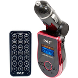 Pyle PMP3R2 Car Flash Audio Player - LCD