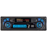 Pyle PLRCS20U Car Cassette Player - 200 W - Single DIN