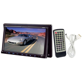 Pyle PLDN73I Car DVD Player - 7' LCD - 320 W - Double DIN