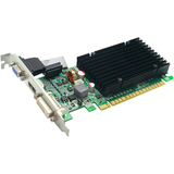 EVGA 512-P3-1301-KR GeForce 8400 GS Graphic Card - 520 MHz Core - 512 MB DDR3 SDRAM - PCI Express 2.0 x16 512-P3-1301-KR