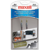 Maxell P-43 Audio Cable - 6'