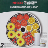 Nesco Add-A-Tray TR-2 Food Tray Attachment