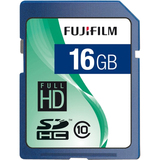 Fujifilm 600008926 16 GB Secure Digital High Capacity (SDHC)