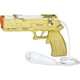 dreamGEAR Gold Edition Quick Shot Plus for Wii DGWII-1286