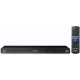 Panasonic DMP-BDT110Blu-ray Disc Player - 1 Disc(s) - Dolby Digital Plus, Dolby TrueHD, DTS HD