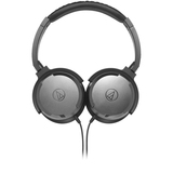 Audio-Technica ATH-WS50BK Headphone - Stereo - Black - Mini-phone