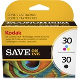 Kodak 30B/30C Ink Cartridge - Black, Cyan, Yellow, Magenta