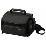 Sony LCS-U20 Carrying Case for Camcorder, Camera, Accessories - Black - LCSU20