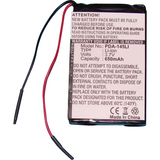 Dantona PDA-145LI Handheld Device Battery - 650 mAh