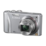 Panasonic Lumix DMC-ZS8 14.1 Megapixel Compact Camera - 4.30 mm-68.80 mm - Silver
