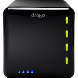 Data Robotics Drobo 4 Bay SATA2 Hard Drive Storage Array Firewire 800 & USB2.0 - Retail Pack