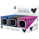 i.Sound Speaker System - 2 W RMS