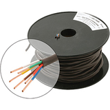 Steren 300-756WH Control Cable for Thermostat - 250 ft
