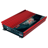 Power Acoustik DEMON D4-1800 Car Amplifier - 150 W RMS - 1.80 kW PMPO - 4 Channel - Class AB