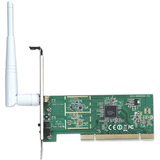 INTELLINET Network Solutions 524810 IEEE 802.11n (draft) - Wi-Fi Adapter