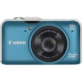 5044B001 - Canon PowerShot SX230 HS 12.1 Megapixel Compact Camera - Blue