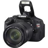 Canon EOS Rebel T3i 18 Megapixel Digital SLR Camera (Body with Lens Kit) - 18 mm - 55 mm