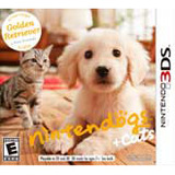 Nintendo nintendogs + cats: Golden Retriever and New Friends