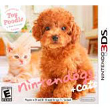 Nintendo nintendogs + cats: Toy Poodle and New Friends