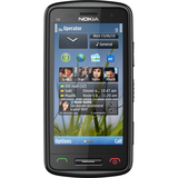 Nokia C6-01 Smartphone - Bar - Black