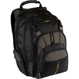 Targus CityGear TBB018US Carrying Case for 16' Notebook - Black, Gray, Yellow