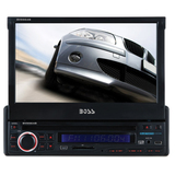 "Boss BV9964B Car DVD Player - 7"" LCD - 340 W - Single DIN - BV9964B"