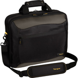 "Targus CityGear TCG350CA Carrying Case for 14.1"" Notebook - Black, Yellow TCG350CA"