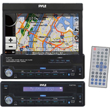 Pyle PLBT74G Automobile Audio/Video GPS Navigation System