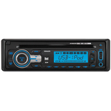 Dual XDMA6370 Car CD/MP3 Player - 72 W - LCD - Single DIN