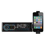 Dual XML8150 Car Flash Audio Player - 72 W - Single DIN