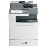 Lexmark X792DE Laser Multifunction Printer - Color - Plain Paper Print - Desktop